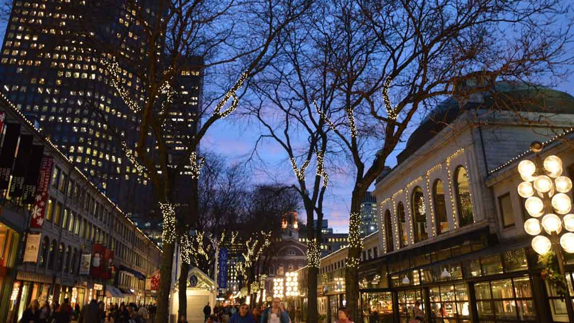 Hotels near Faneuil Hall | Omni Parker House