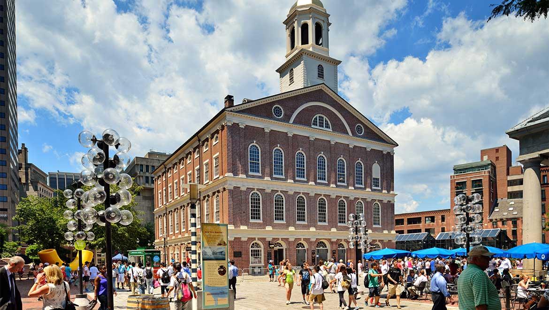 Boston Quincy Market Hotels | 2018 World's Best Hotels