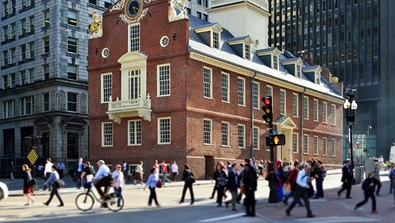 Freedom Trail Package