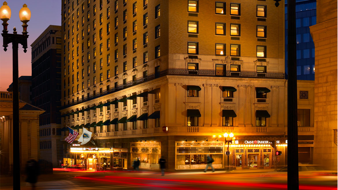 Rooms: Historic Downtown Boston Hotel