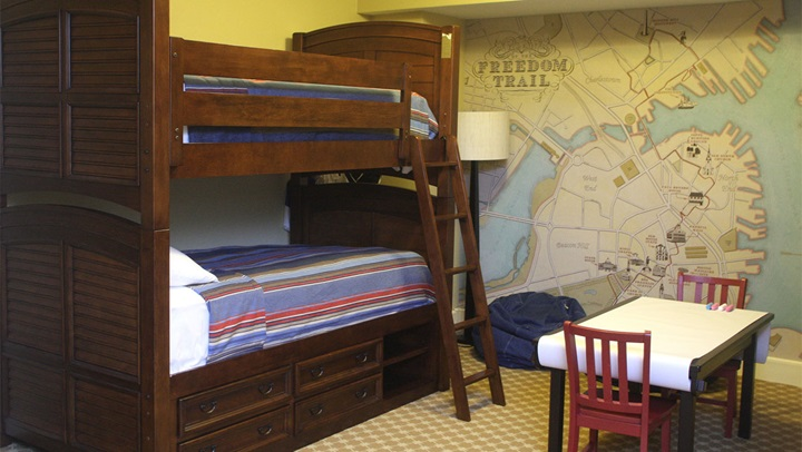 Freedom Trail Family Suite