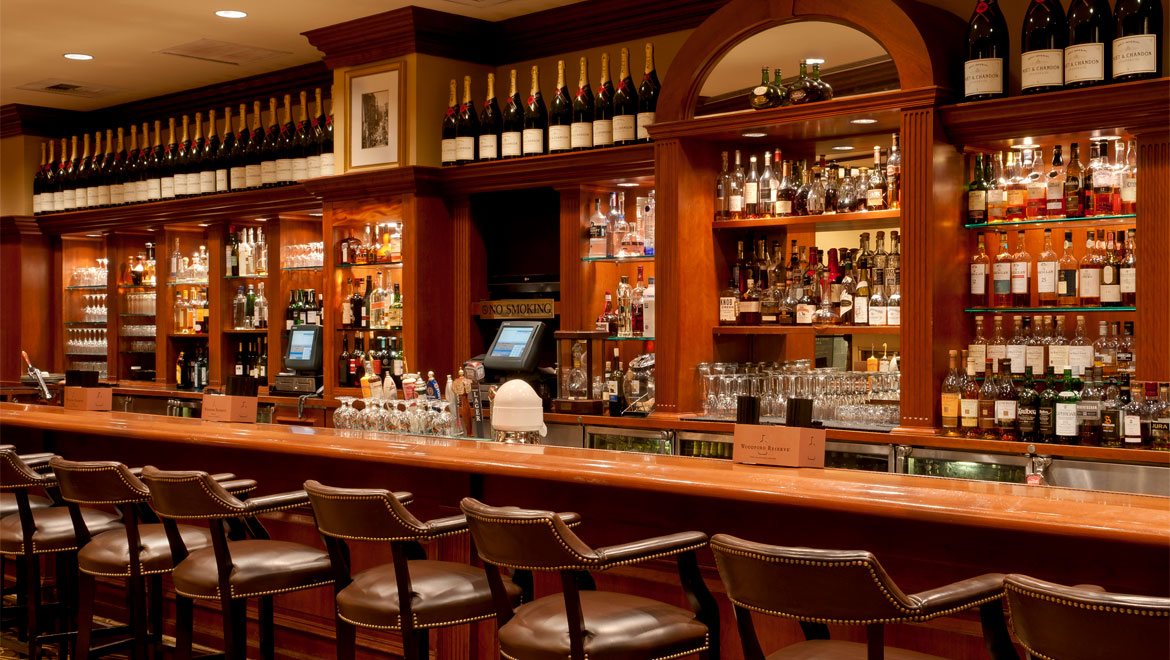 Boston whiskey bar the last hurrah omni parker house hotel - Pictures of house bars ...