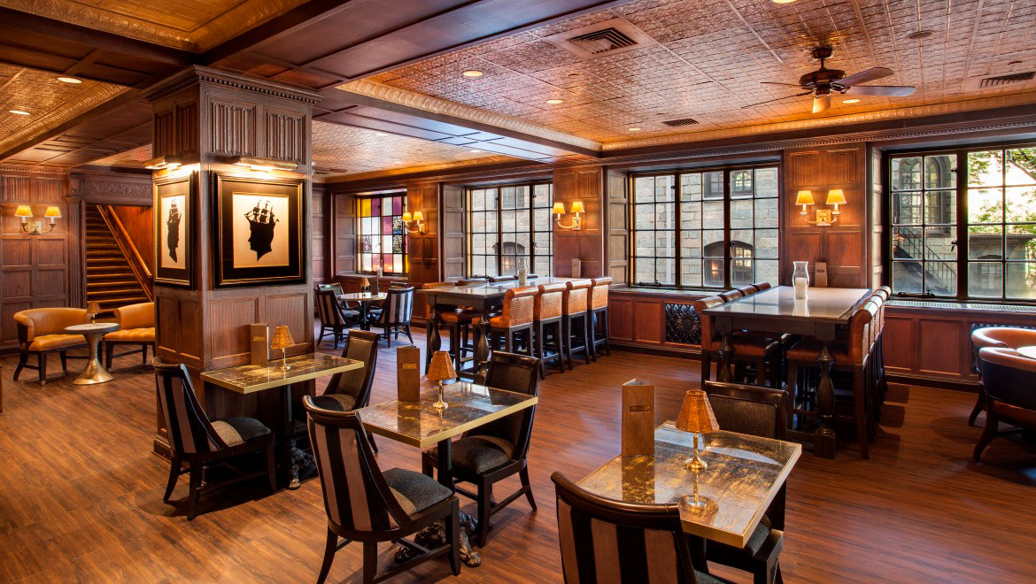 Boston Bars | Parker\'s Bar | Omni Parker House