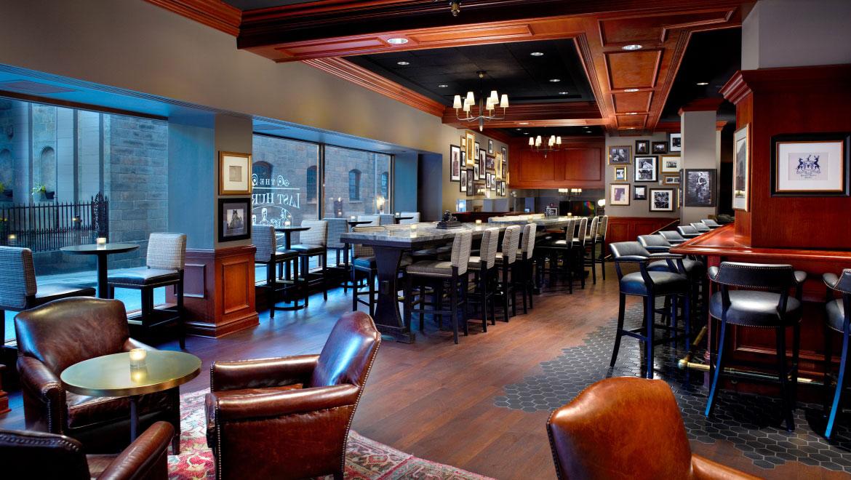 Downtown Boston Restaurants Omni Parker House