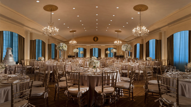 Boston Wedding Venues   Omni Parker House