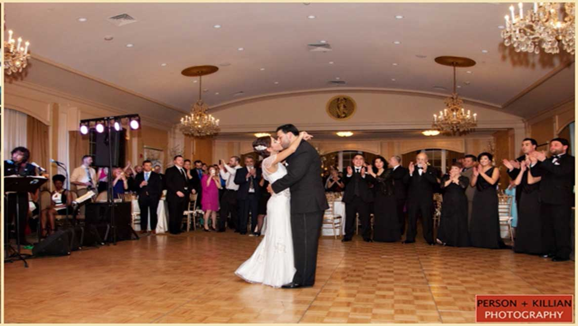 Real Weddings Omni Parker House