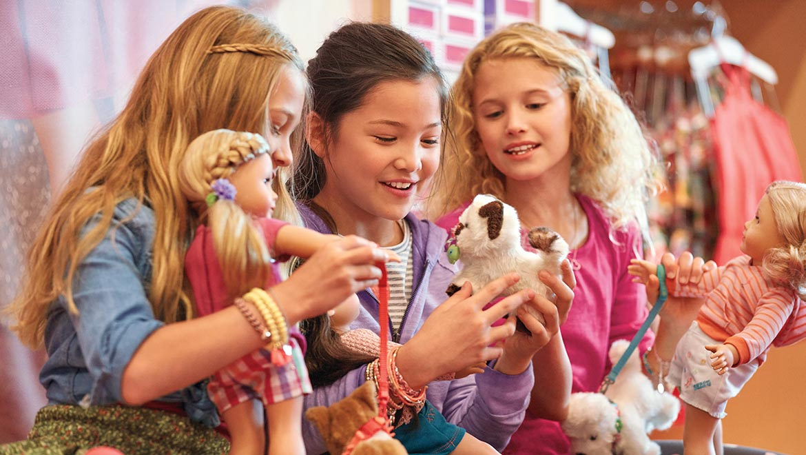 American Girl Doll Hotel Packages Omni Chicago Hotel