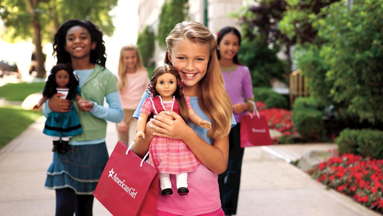 Chicago american girl package / Spa milton ontario