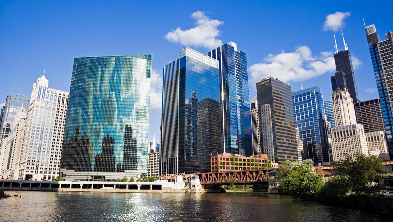 Chicago Weather Omni Chicago Hotel