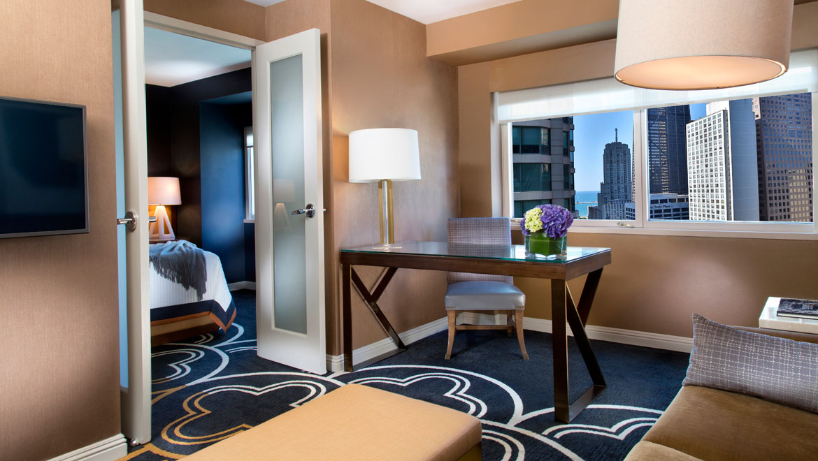 Hotels In Chicago >> Hotels Downtown Chicago Omni Chicago Accommodations