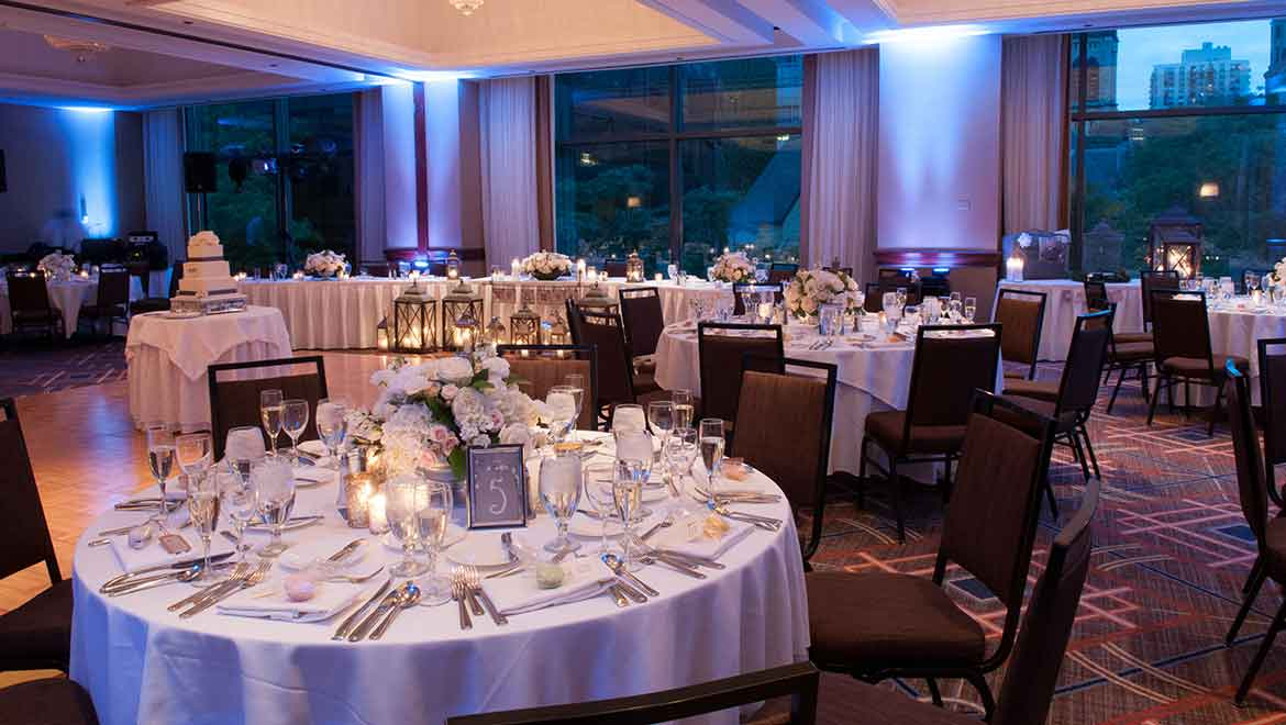 Picasso Ballroom Wedding Reception