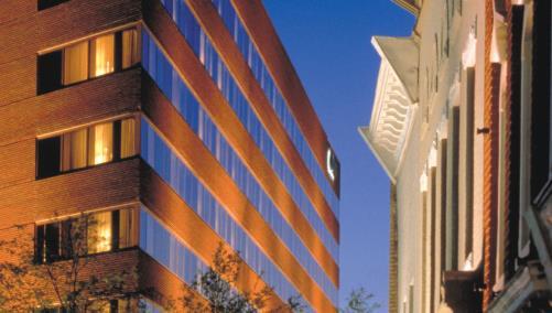 Omni Charlottesville Hotel Exterior