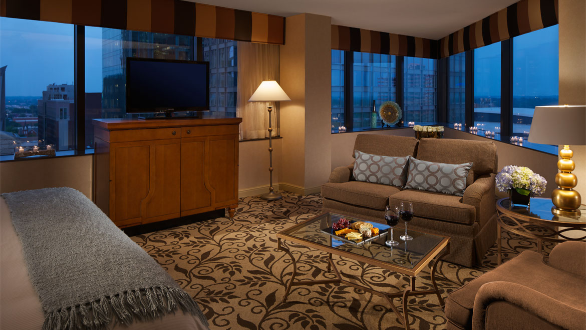 Charlotte Suite Accommodations