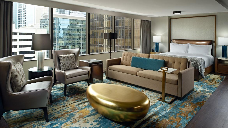 Suites In Charlotte Nc Omni Charlotte Hotel