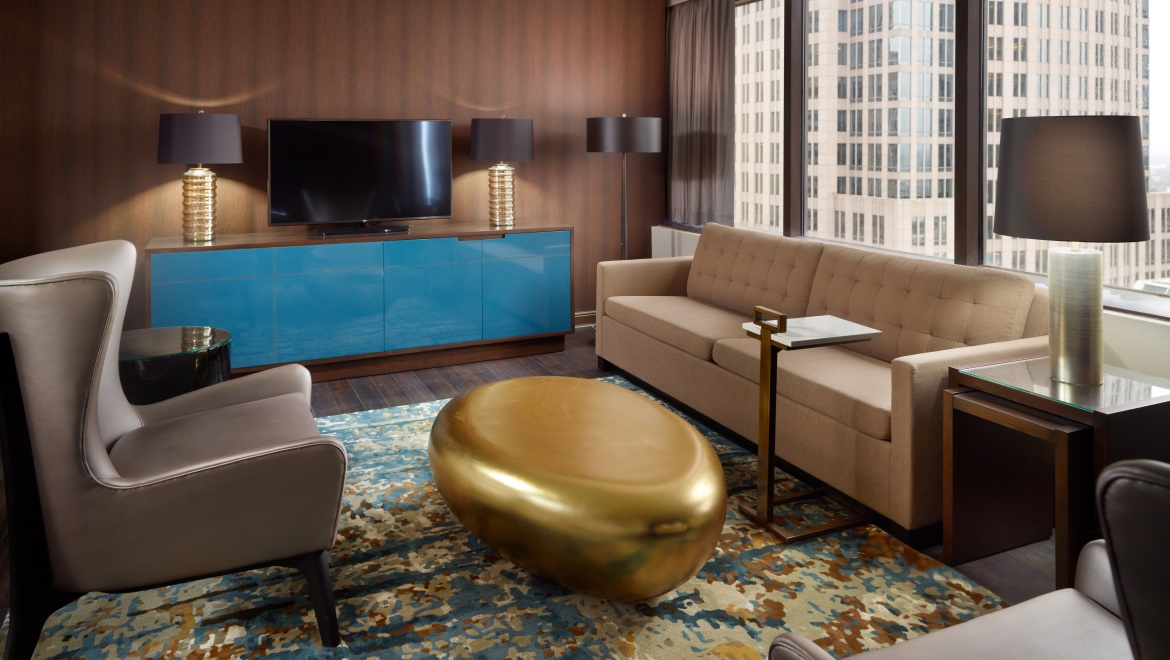 Downtown Charlotte Hotels | Photos of Omni Charlotte Hotel