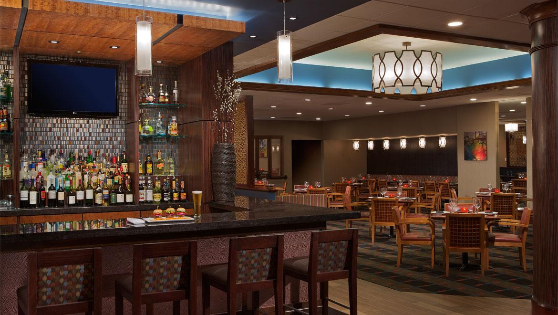 Charlotte restaurants omni charlotte hotel for Bistro hotel