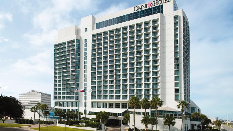 Hotels In Corpus Christi   Omni Corpus Christi Hotel