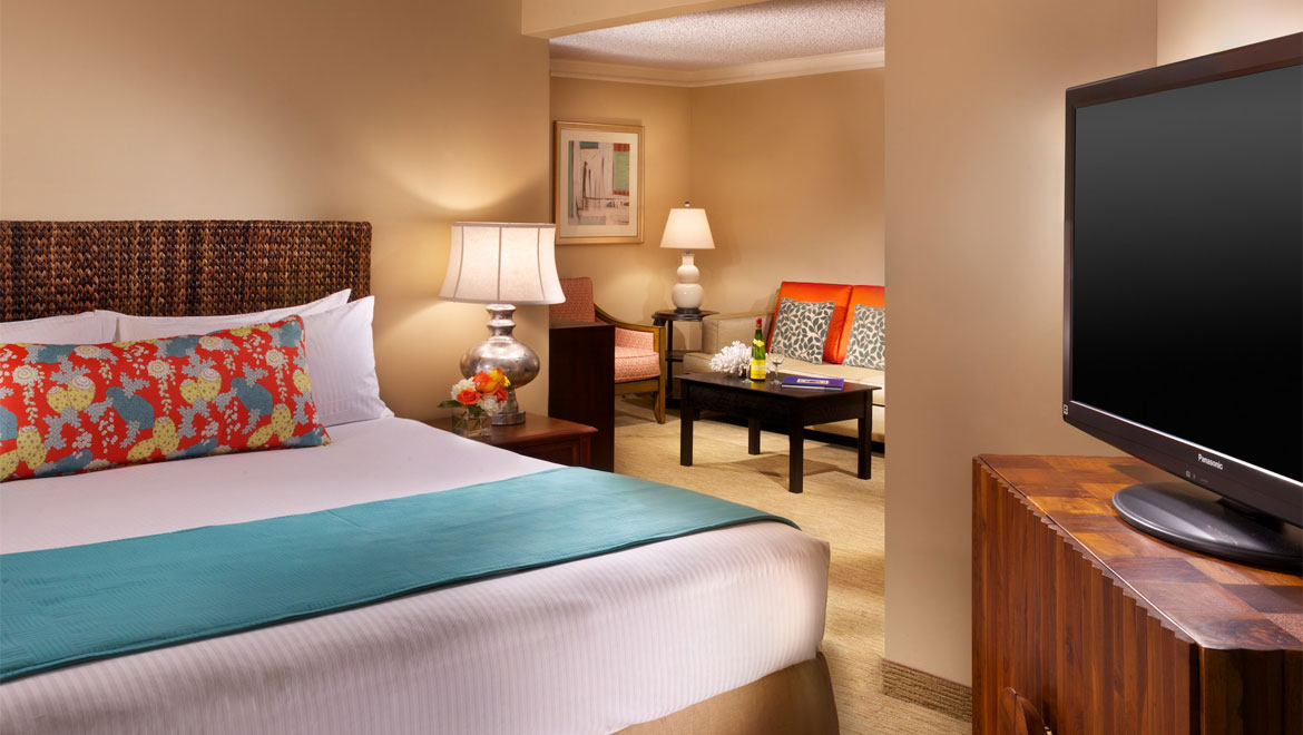 Corpus Christi Hotels With Two Room Suite