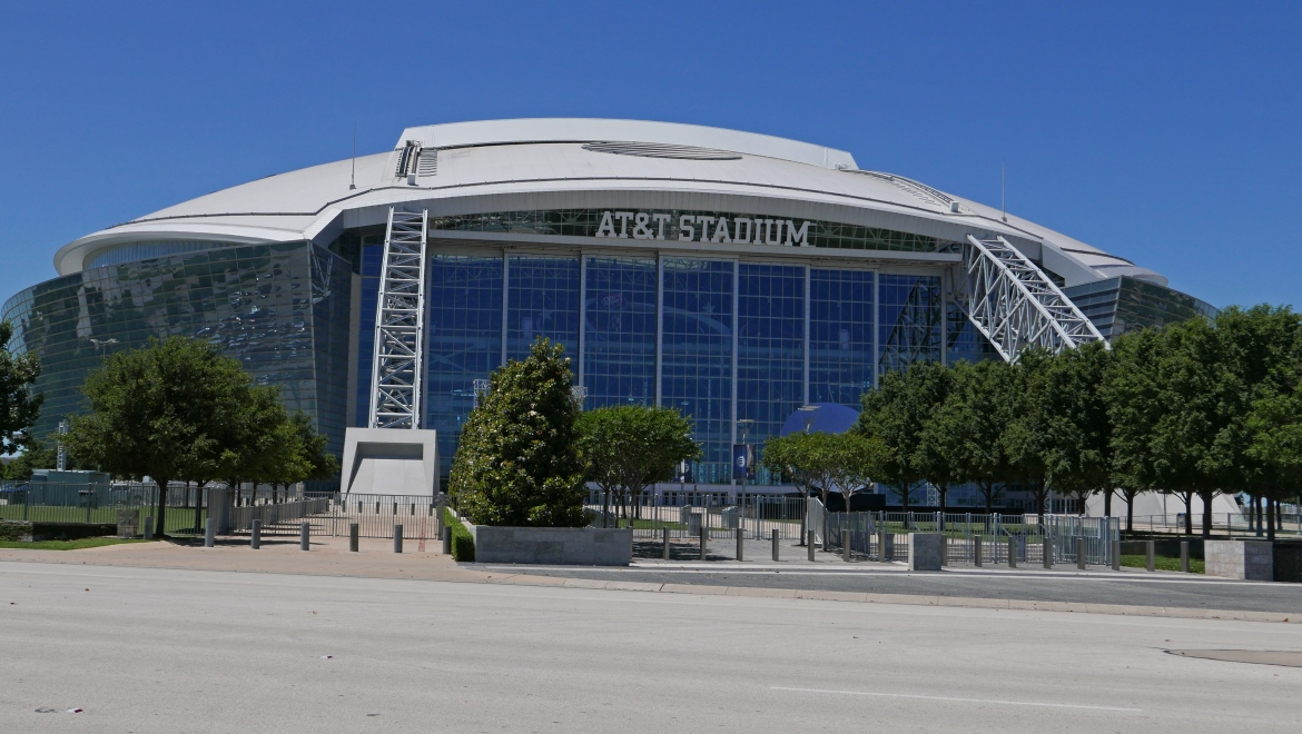At T Stadium Home Of The Dallas Cowboys Is Also Host To Many Concerts And Premier Sporting Events In Fort Worth Area
