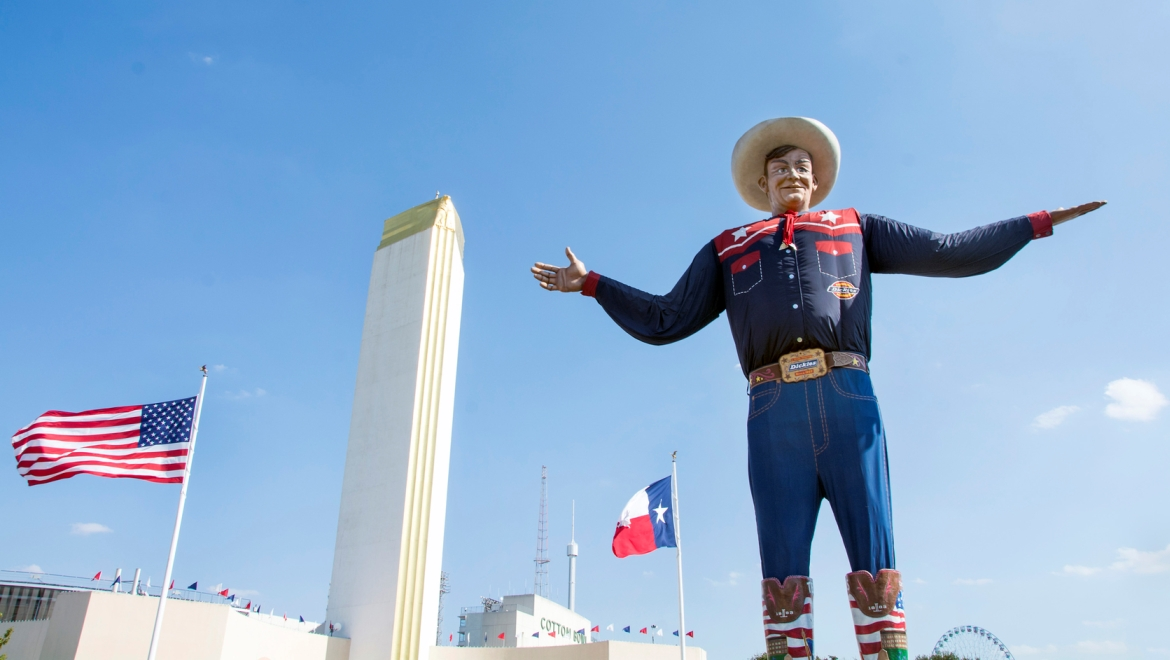 Omni Dallas Hotel Fair Park Big Tex