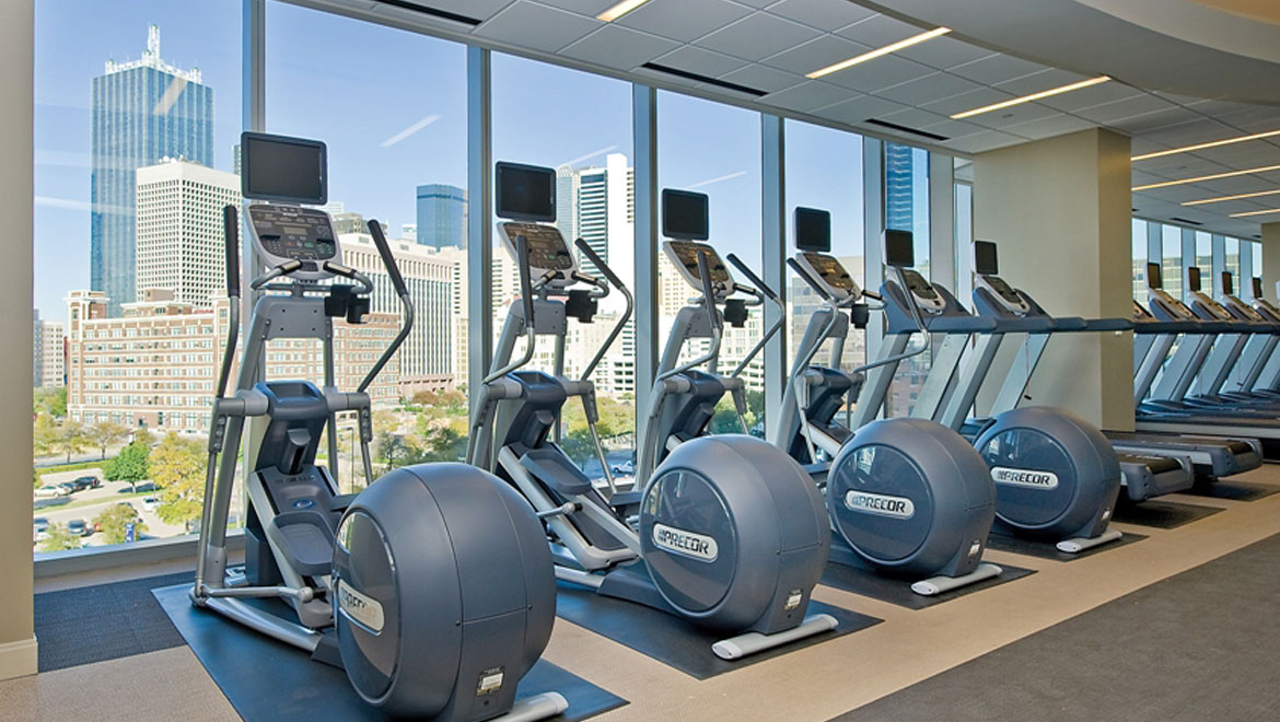 Dallas fitness center