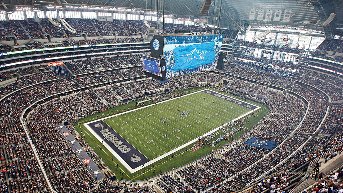 Dallas Cowboys AT&T Stadium