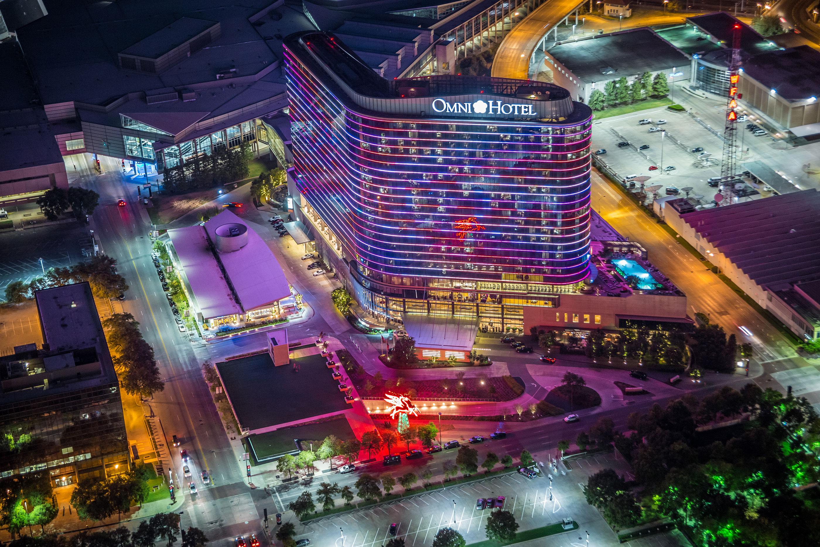 Omni Dallas Hotel Downtown Dallas Hotels
