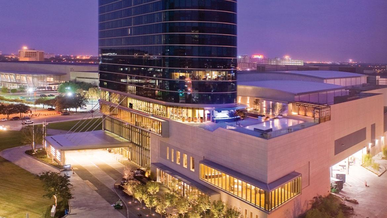 Downtown Dallas Hotels   Property Details   Omni Dallas Hotel