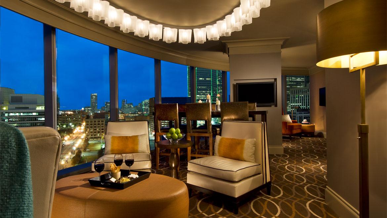 Dallas Suites Dallas Luxury Hotel Omni Dallas Hotel