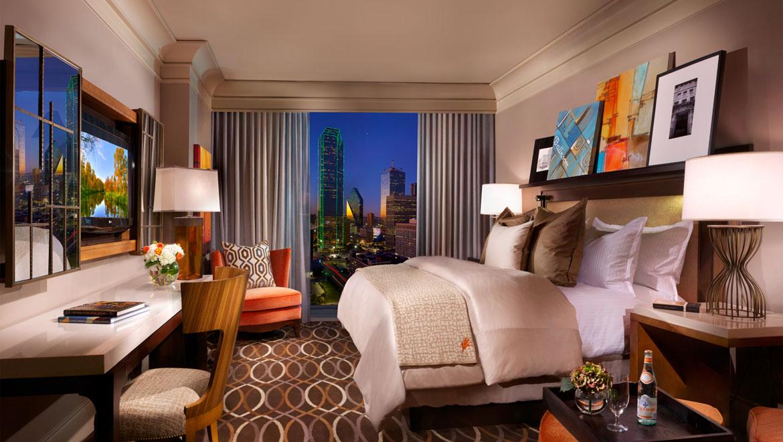 Hotel Suites In Dallas Accommodations Omni Dallas Hotel