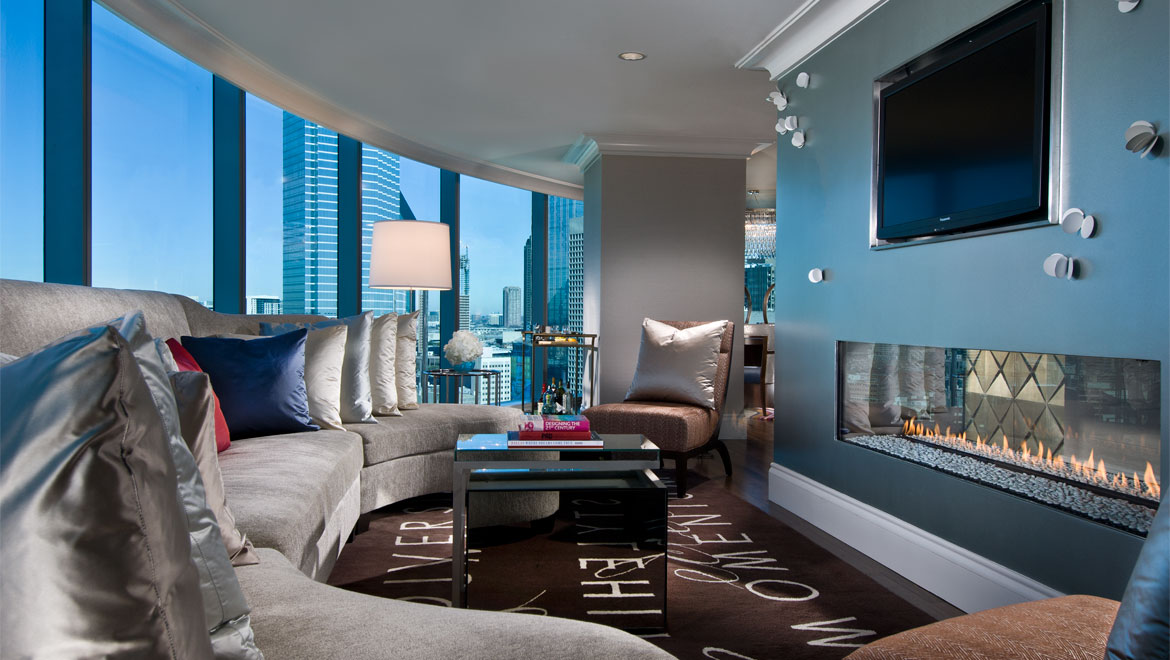 Suite Living Room Dallas