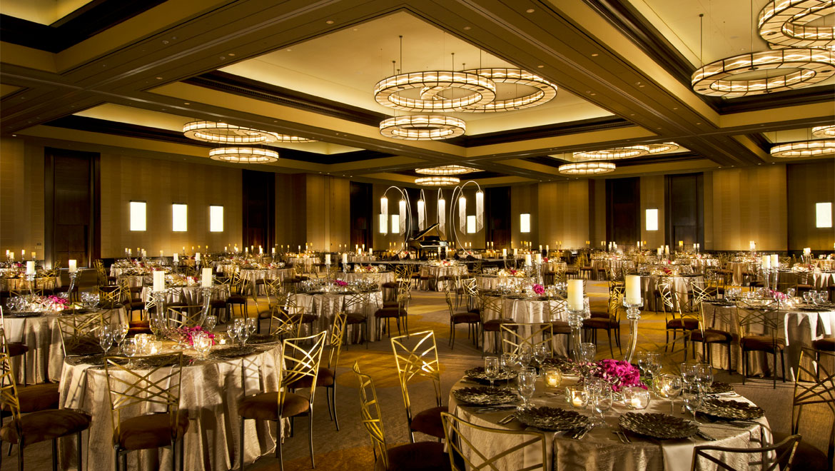 Dallas Ballroom at Omni Dallas Hotel