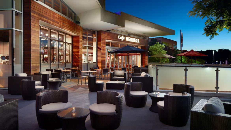 Cafe Herrera Dallas Restaurants On Lamar