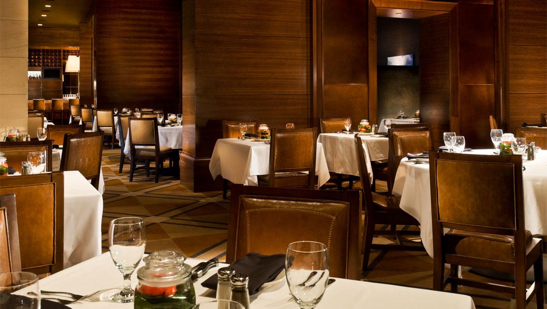 Bob's Steak & Chop House Lamar | Omni Downtown Dallas Hotel