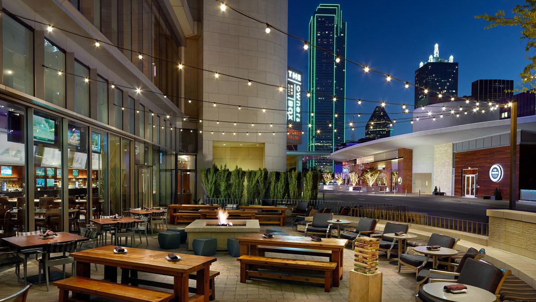 Restaurants On Lamar Dining In Dallas Omni Dallas