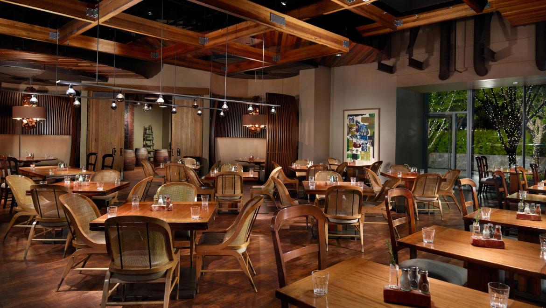 Texas E Main Dining Room