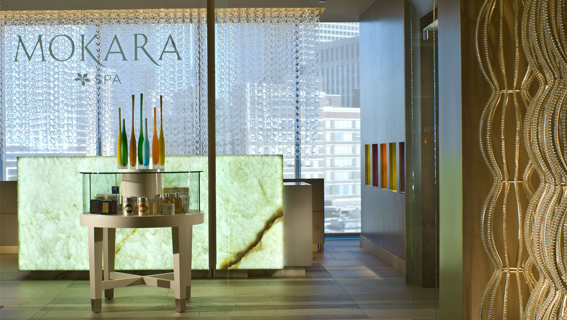 Mokara Spa At Omni Dallas Hotel