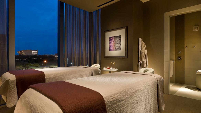 Dallas Wellness Omni Dallas Hotel