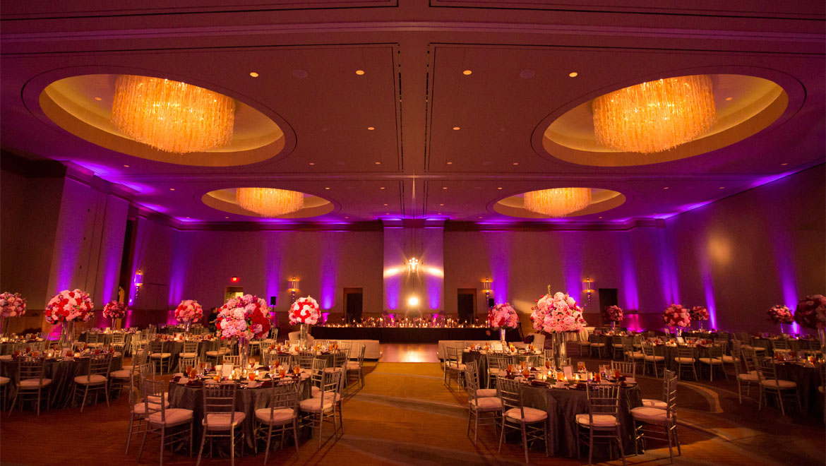 Dallas Wedding Reception