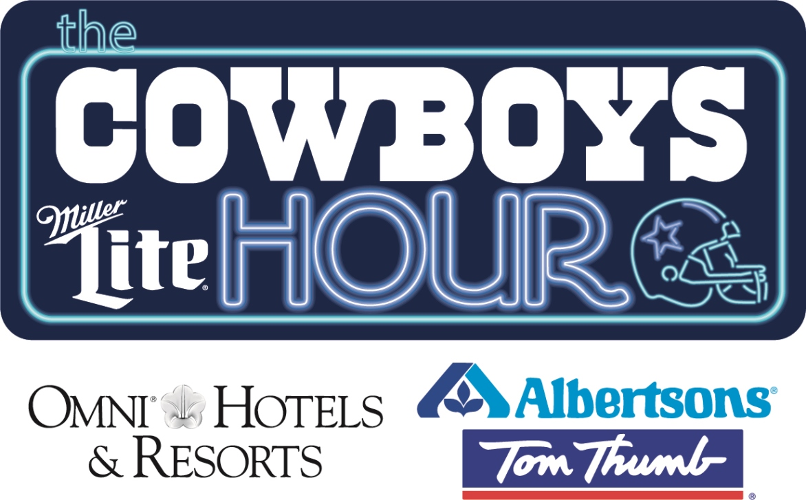 The Cowboys Hour | Miller Lite | Omni Hotels & Resorts | Albertsons | Tom Thumb