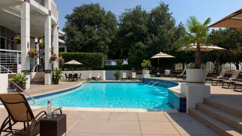 Dallas Hotel Pool | Omni Dallas Hotel at Park West