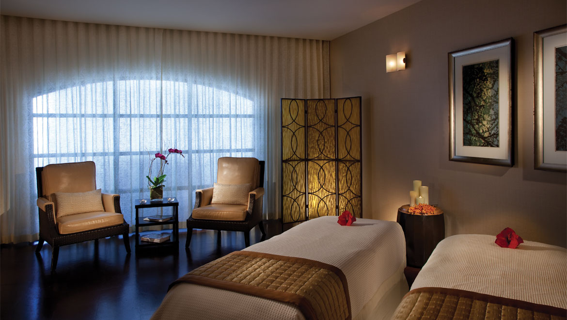 Mandalay Spa Room