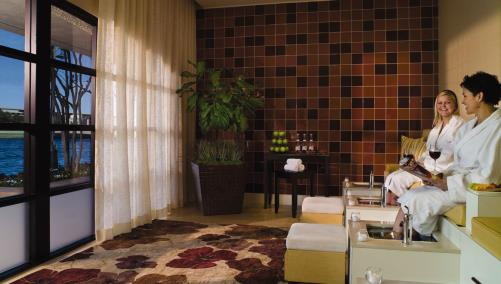 Las Colinas Spa Pedicure Room