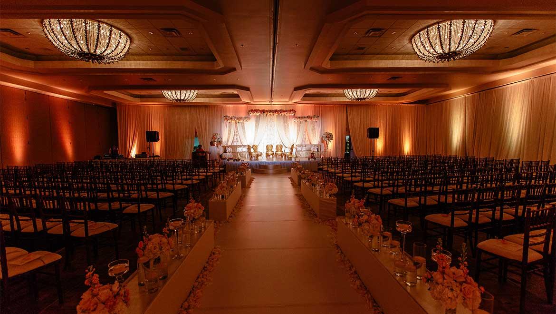 Las Colinas Wedding Venues Omni Mandalay Hotel