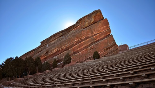 Omni Interlocken Red Rocks