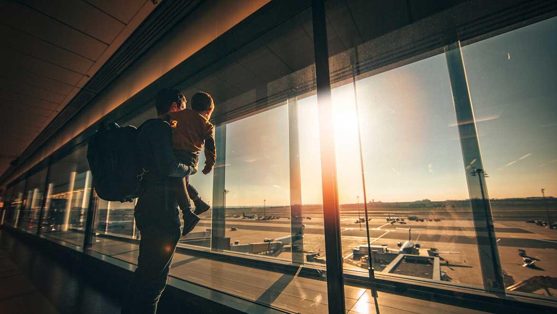 Airport Decorative Image
