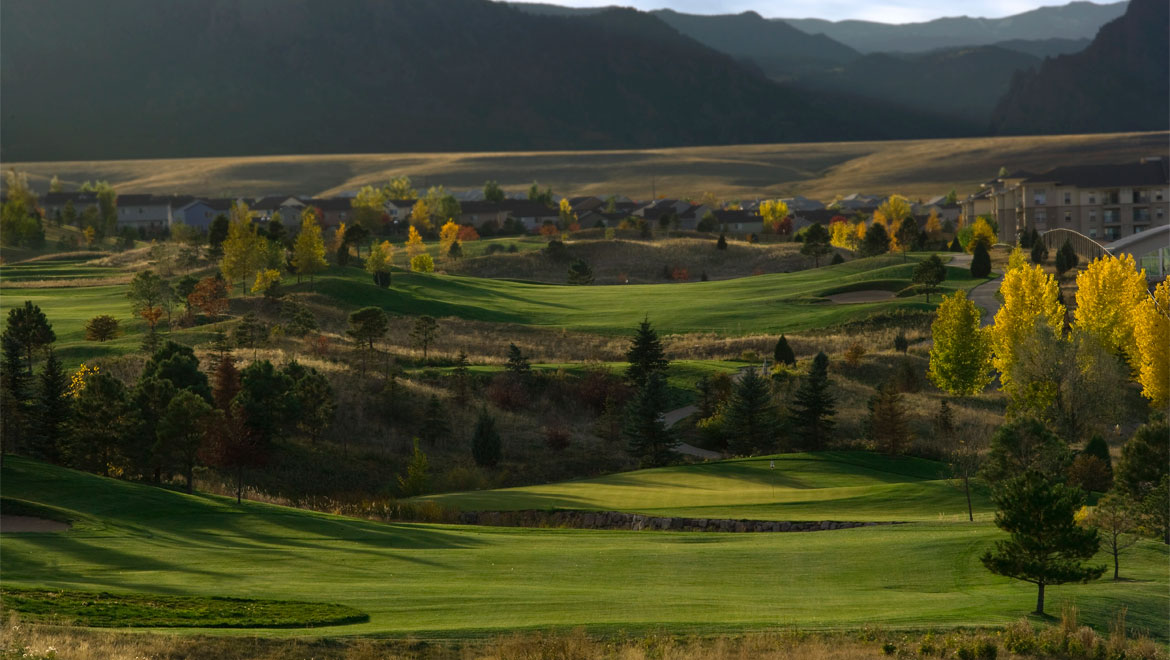 Denver Interlocken golf course