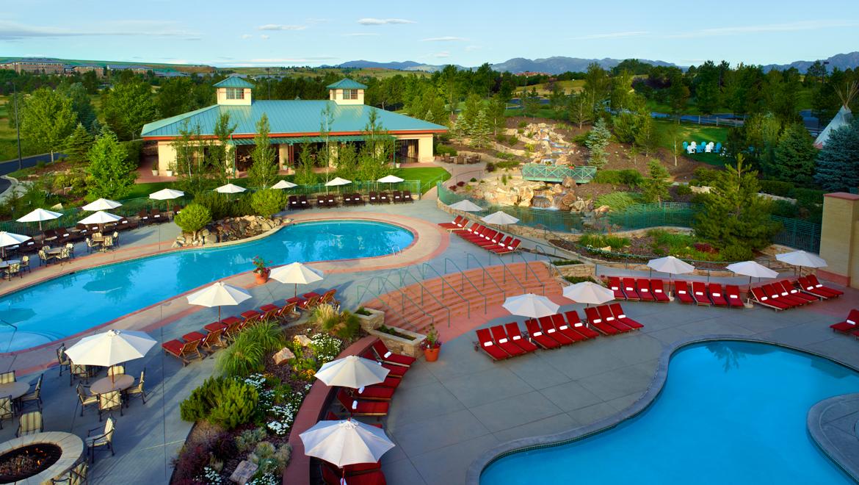 Denver Hotel With Swimming Pools Omni Interlocken Hotel