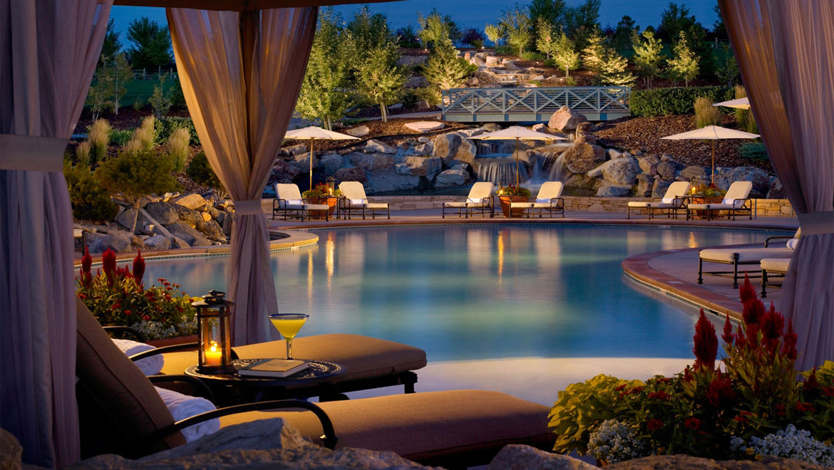 Luxury Resort And Hotel Pools Omni Hotels Amp Resorts