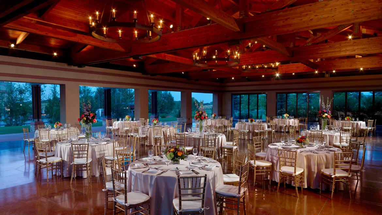 Denver Wedding Venues Omni Interlocken Hotel